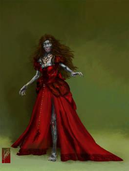 Commission - Livia Galanos #2