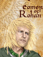 Eomer - Revisited by Breogan