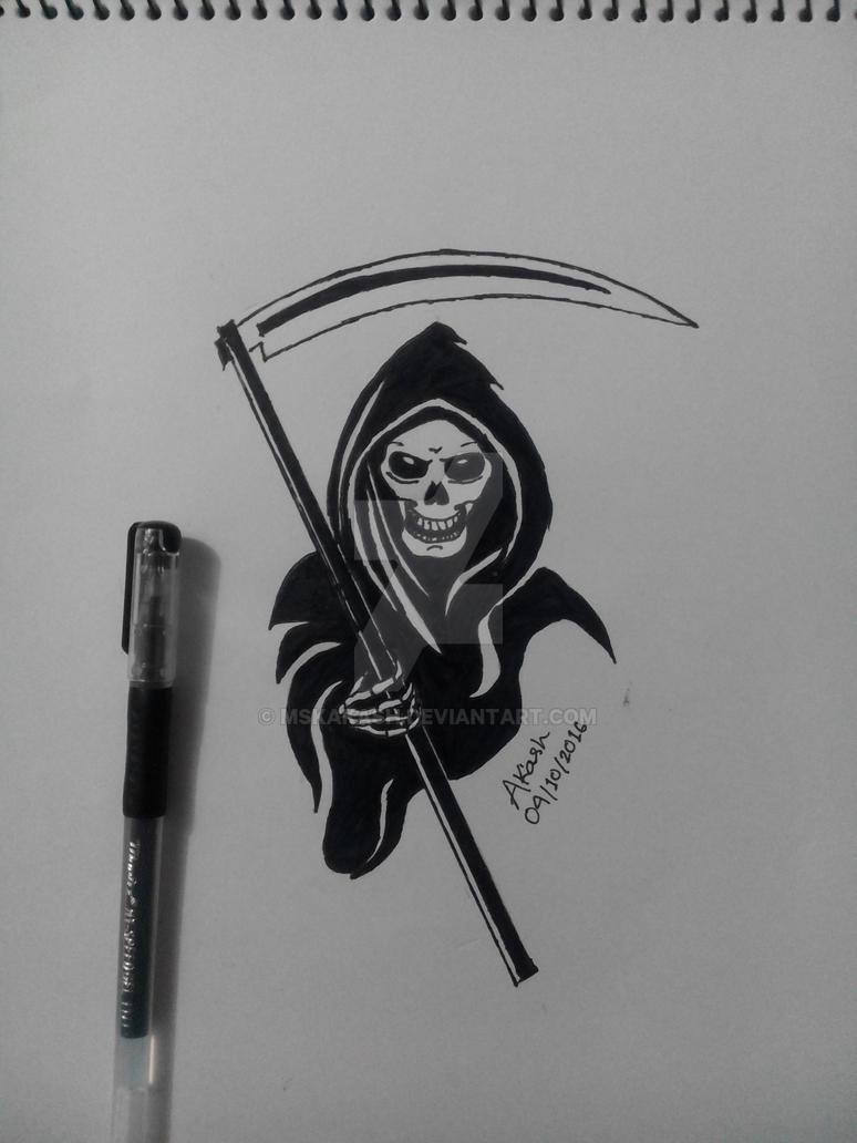 Grim Reaper by mskakash