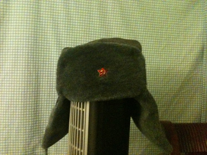 My ushanka by jedijaffy14
