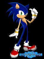 Sonic T. Hedgehog by neosoultaker