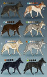 Coyote Semi-Natural Designs: CLOSED