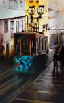 Lisbon Transit Rails