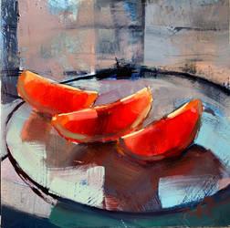 blood oranges by LS-1302