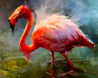 Kustusch Flamingo by LS-1302