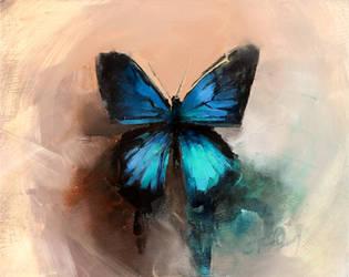 Kustusch Butterfly by LS-1302