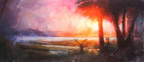 Parris Island Sunrise by LS-1302