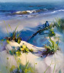 Folly Beach Plein Air
