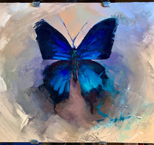 Butterfly Abstract II