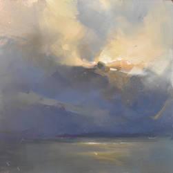 Sunset Sunabe IX
