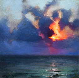 Sunabe Sunset V