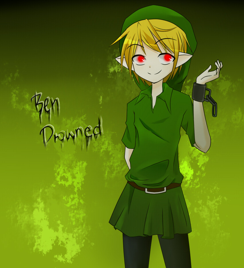 Ben Drowned creepypasta by ShinDeizu760 on DeviantArt
