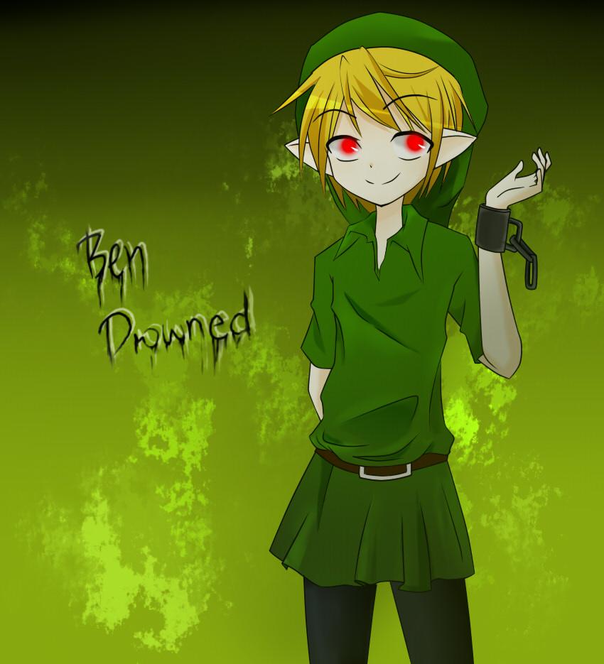 Ben Drowned creepypasta by ShinDeizu760 on DeviantArt