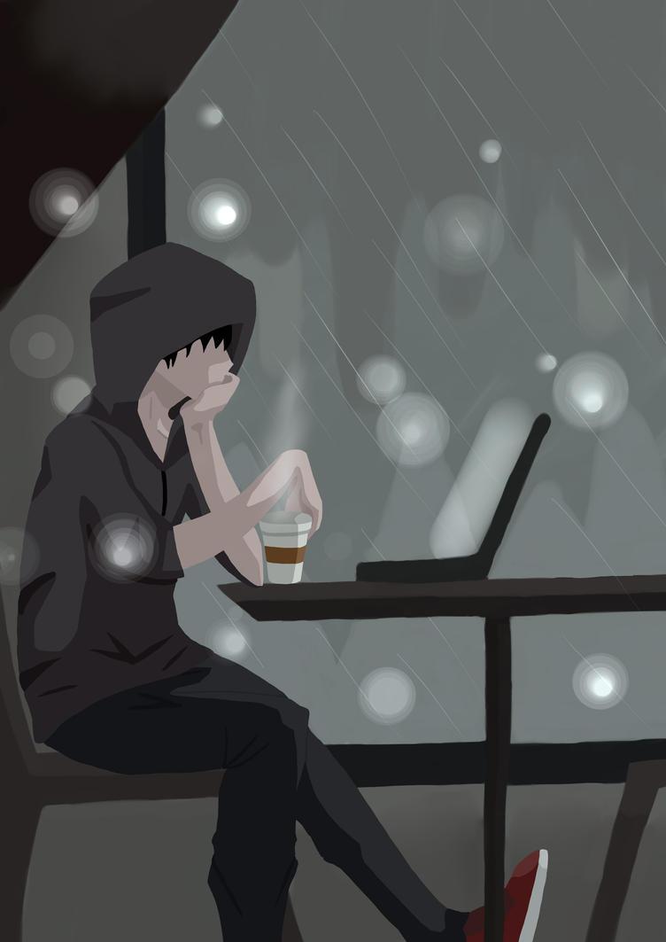 Coffee Break by Zidane017