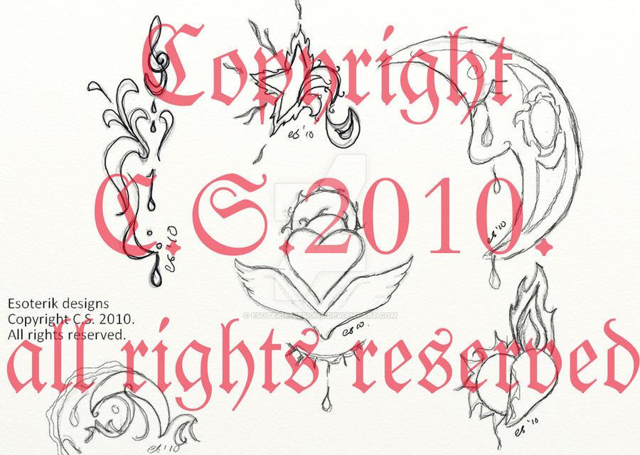 lunar solar eclipse tattoo pg by esoterik designs on deviantart. Black Bedroom Furniture Sets. Home Design Ideas
