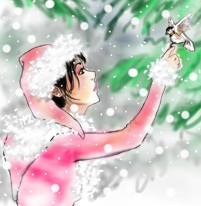 December by kayl33n