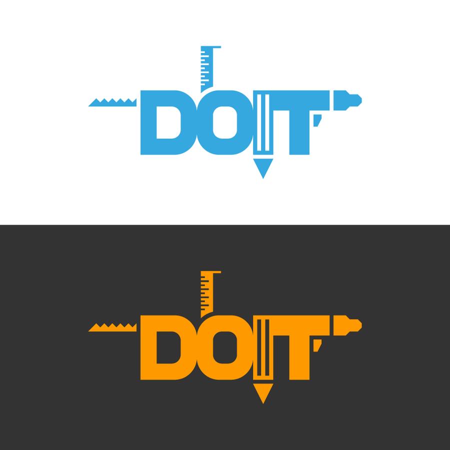 Logo idea for online DIY store by birdaldo on DeviantArt