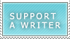 Support a writer stamp by Shippo3313
