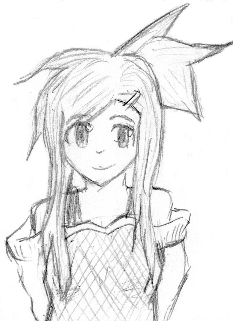 Pencil Drawing 1 Nel By Kezel