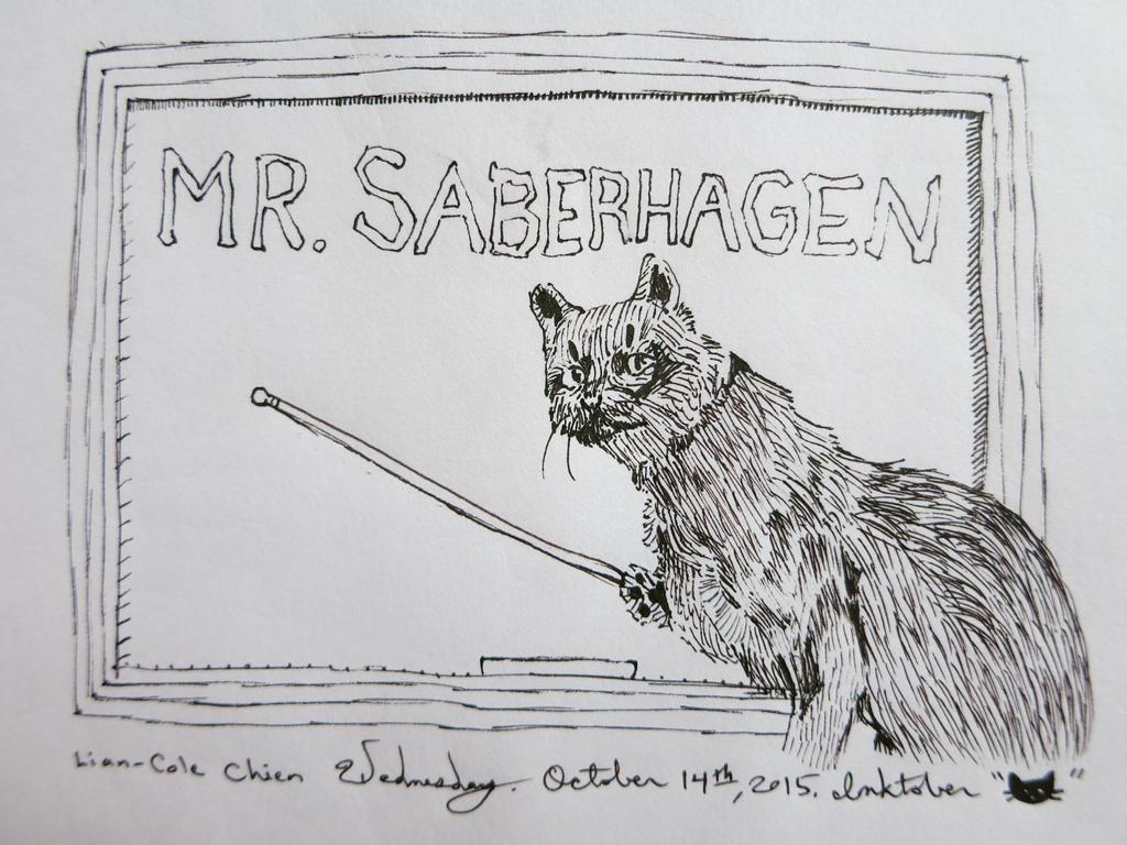 Salem Saberhagen by Elleiancole