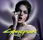 CORPORATE - Cyberpunk 2077 fan art