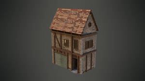 Medieval House 1