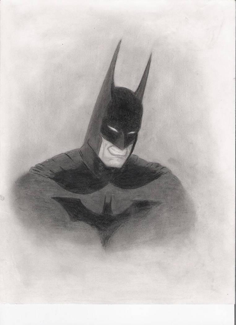 Batman Enraged