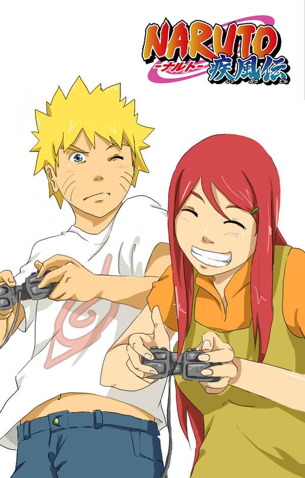Naruto x kushina lemon