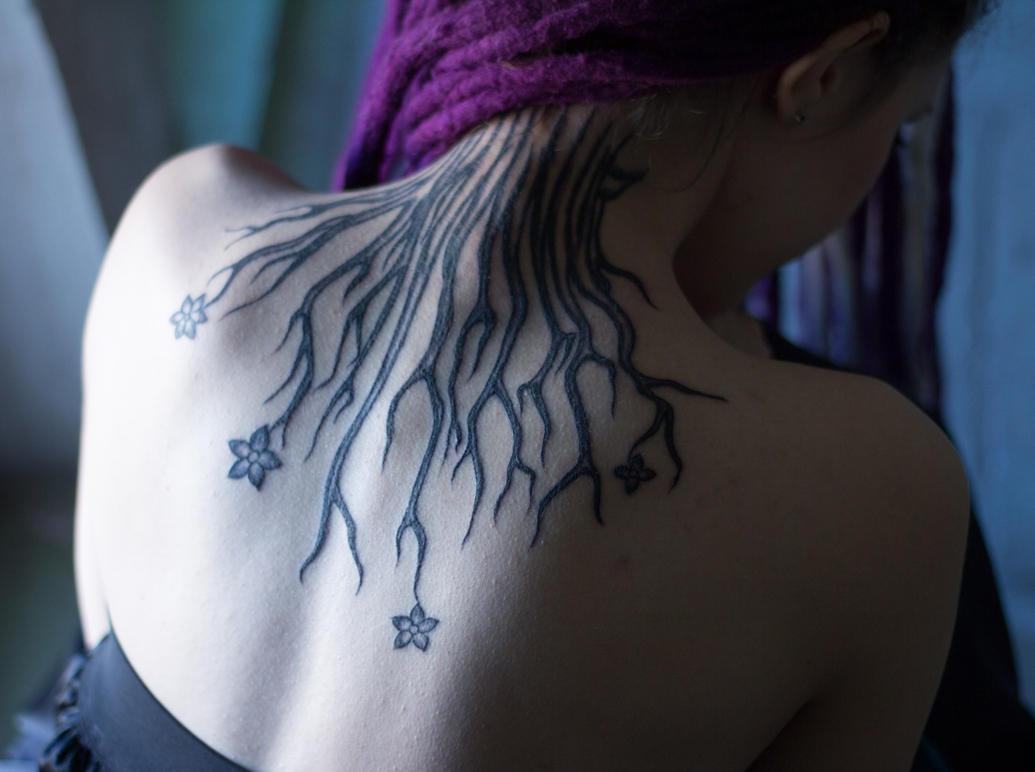 My tattoo. by AlishaPs