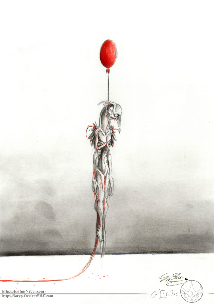 Red Balloon by Aeritus91