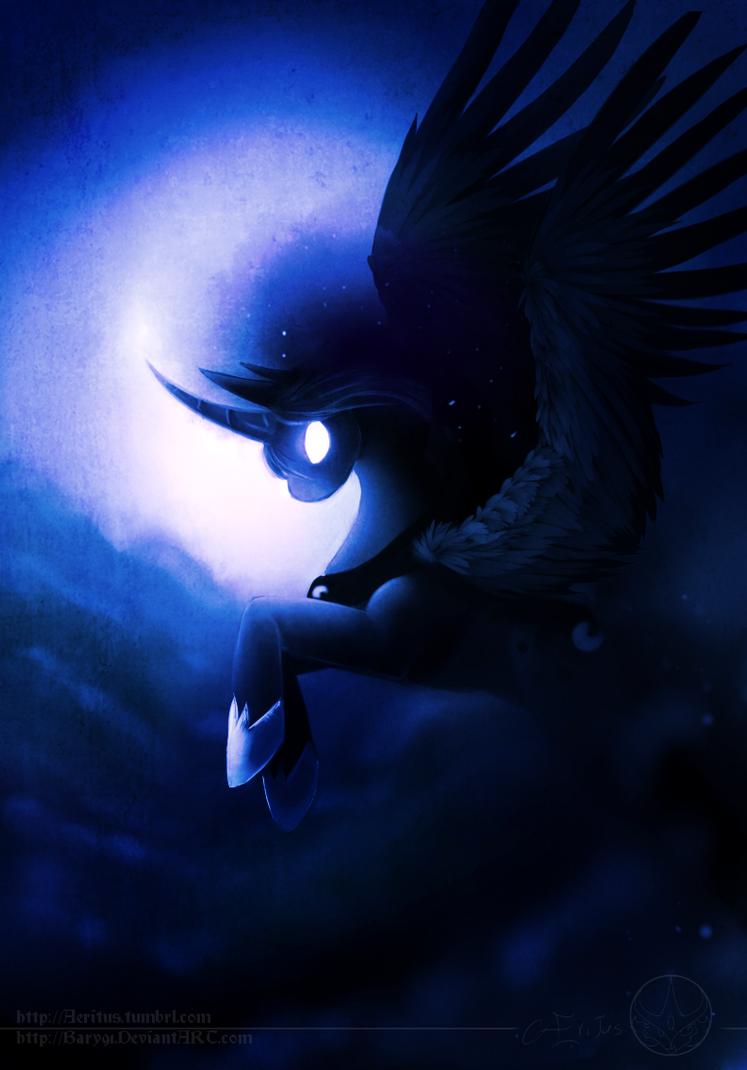 Princess Luna by Aeritus91