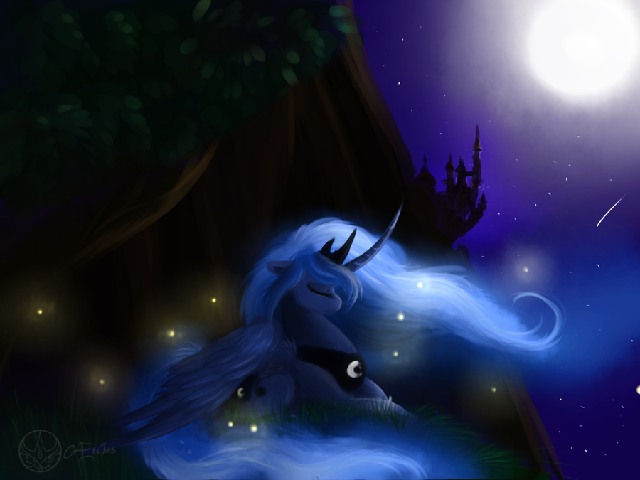 Night Time by Aeritus91
