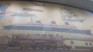 Normandie Mural - SD ASM
