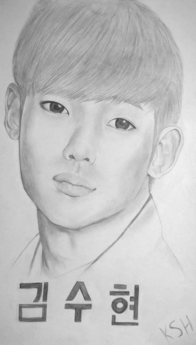 Kim Soo Hyun by crazy4christj
