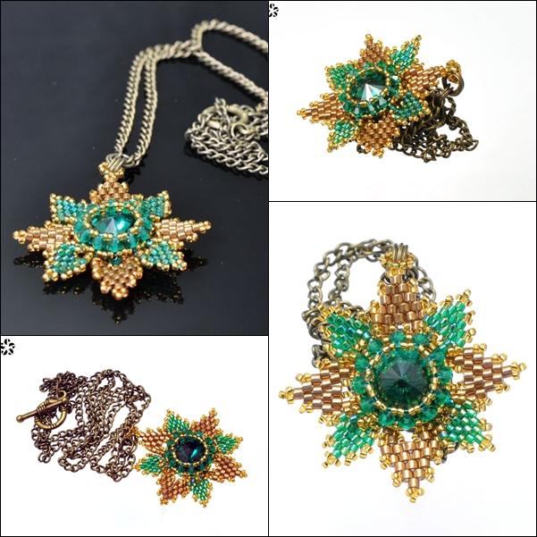 Emerald Rivoli by Jezerel