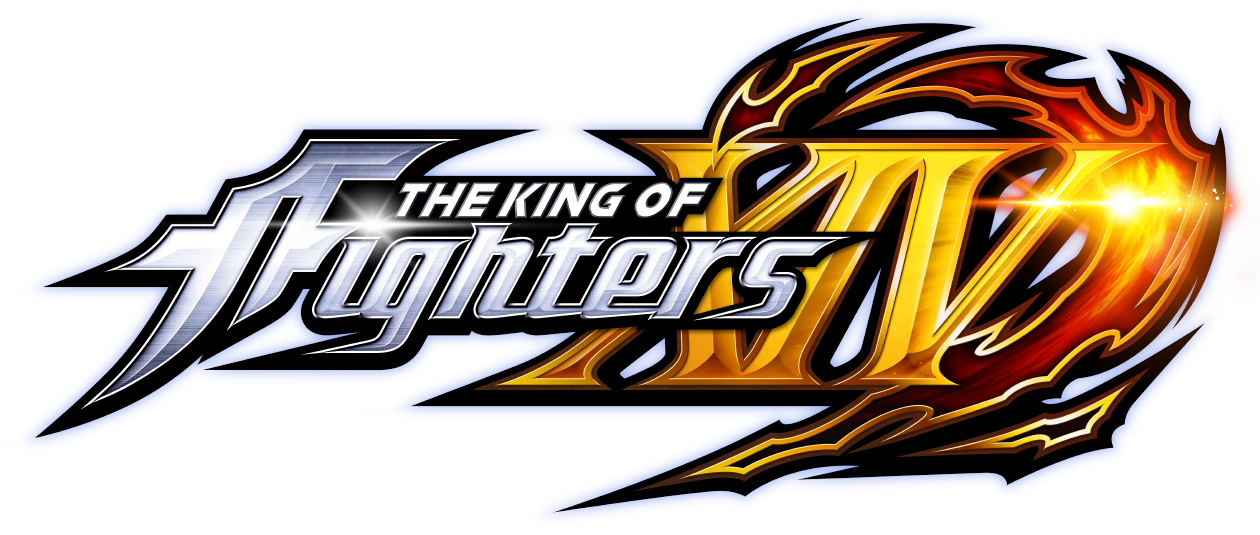 Resultado de imagem para The King of Fighters XIV logo png