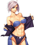 Angel PNG - King of Fighters