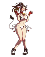 Mai Shiranui - SNK Heroines RENDER by Zeref-ftx