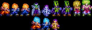 Dragon Ball Z: Advance Legendary Super Warriors