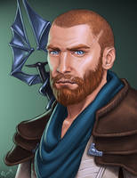 Inquisitor Heryn by Merwild