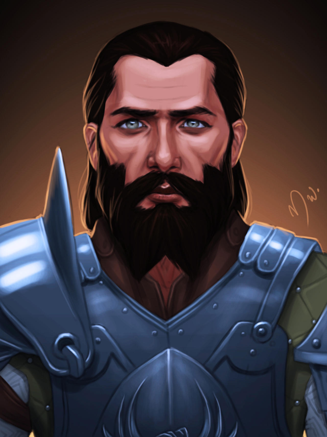 View a character sheet Blackwall_by_merwild-d7y58dr
