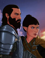Blackwall and Bredge by Merwild