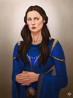 Roisin Trevelyan 2 by Merwild