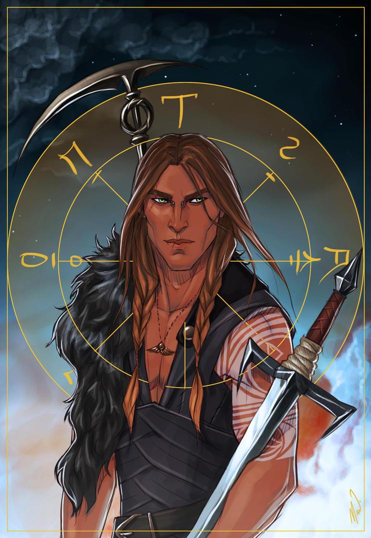 Wheel of Fortune by Merwild