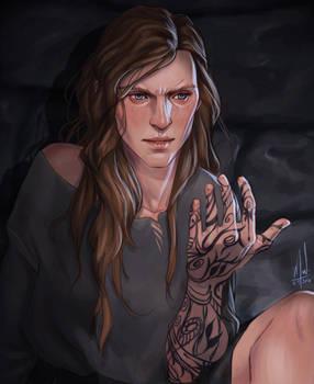 Feyre's Tattoo