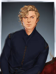 Laurent of Vere by Merwild