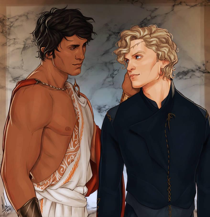 Captive Prince by Merwild