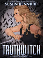 Truthwitch Cover by Merwild