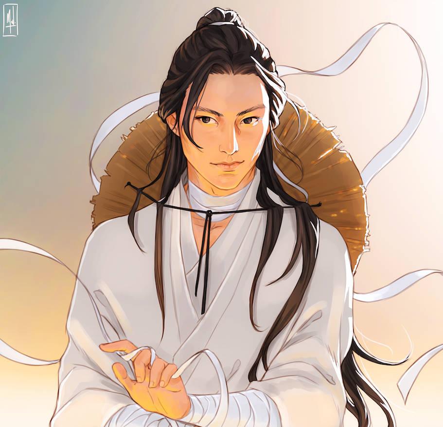 Xie Lian by Merwild