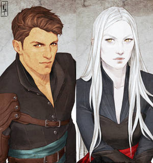 Chaol and Manon